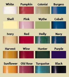 Pillar Colors